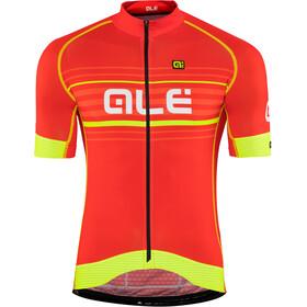 Alé Cycling Graphics PRR Salita - Maillot manches courtes Homme - jaune/rouge